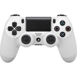 Sony DualShock 4 Wireless Controller, white - BAZÁR (použitý tovar , zmluvná záruka 12 mesiacov) na progamingshop.sk