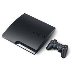 Sony PlayStation 3 250GB slim - Použitý tovar, zmluvná záruka 12 mesiacov na pgs.sk