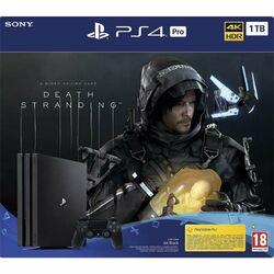 Sony PlayStation 4 Pro 1TB + Death Stranding CZ na pgs.sk