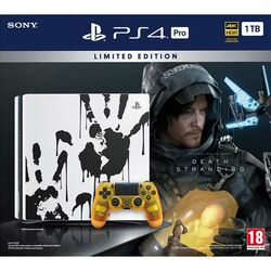 Sony PlayStation 4 Pro 1TB + Death Stranding CZ (Limited Edition) na pgs.sk