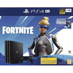 Sony PlayStation 4 Pro 1TB, jet black (Fortnite 2000 V Bucks Neo Versa Bundle) na progamingshop.sk