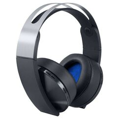 Sony PlayStation Platinum Wireless Stereo Headset pre PS4 - OPENBOX (Rozbalený tovar s plnou zárukou) na progamingshop.sk