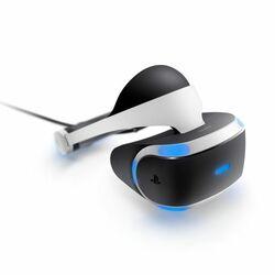 Sony PlayStation VR + Sony Playstation 4 Camera - BAZÁR (použitý tovar , zmluvná záruka 12 mesiacov) na progamingshop.sk
