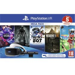 Sony PlayStation VR V2 (Mega Pack) + Sony PlayStation 4 Camera na progamingshop.sk