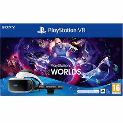 Sony PlayStation VR V2 + Sony PlayStation 4 Camera + VR Worlds na progamingshop.sk