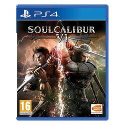 Soulcalibur 6 [PS4] - BAZÁR (použitý tovar) na progamingshop.sk