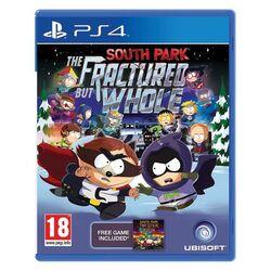 South Park: The Fractured but Whole [PS4] - BAZÁR (použitý tovar) na progamingshop.sk