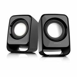 Speed-Link Snappy Stereo Speakers, black na progamingshop.sk