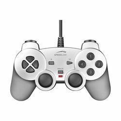 Speed-Link Strike Gamepad, silver na progamingshop.sk