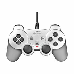Speed-Link Strike Gamepad, silver na pgs.sk
