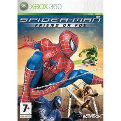Spider-Man: Friend or Foe [XBOX 360] - BAZÁR (použitý tovar) na progamingshop.sk