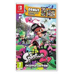 Splatoon 2 (Starter Edition) na progamingshop.sk