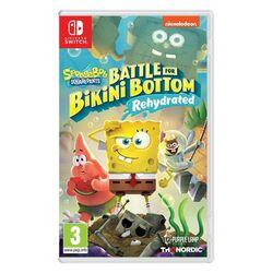 SpongeBob SquarePants: Battle for Bikini Bottom (Rehydrated) [NSW] - BAZÁR (použitý tovar) na progamingshop.sk