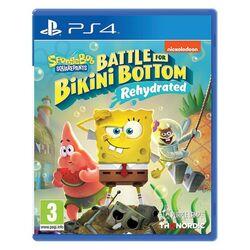 SpongeBob SquarePants: Battle for Bikini Bottom (Rehydrated) [PS4] - BAZÁR (použitý tovar) na progamingshop.sk