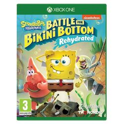 SpongeBob SquarePants: Battle for Bikini Bottom (Rehydrated) [XBOX ONE] - BAZÁR (použitý tovar) na progamingshop.sk