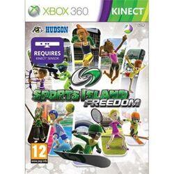 Sports Island Freedom [XBOX 360] - BAZÁR (použitý tovar) na progamingshop.sk
