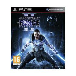 Star Wars: The Force Unleashed 2 [PS3] - BAZÁR (použitý tovar) na progamingshop.sk