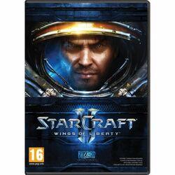 StarCraft 2: Wings of Liberty na progamingshop.sk