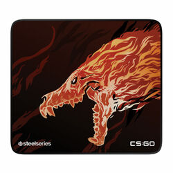 SteelSeries QcK+ Limited Gaming Mousepad (CS:GO Howl Edition) na progamingshop.sk