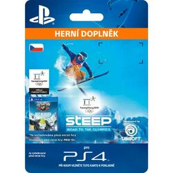 Steep Road to the Olympics (CZ) na progamingshop.sk