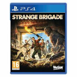 Strange Brigade [PS4] - BAZÁR (použitý tovar) na progamingshop.sk