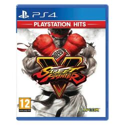 Street Fighter 5 na pgs.sk