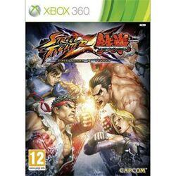 Street Fighter X Tekken XBOX 360 - BAZÁR (použitý tovar) na progamingshop.sk