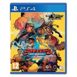 Streets of Rage 4 [PS4] - BAZÁR (použitý tovar) na progamingshop.sk