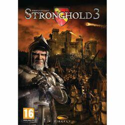 Stronghold 3 CZ na progamingshop.sk