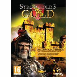 Stronghold 3 Gold na progamingshop.sk