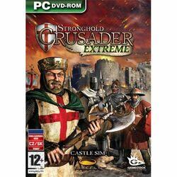 Stronghold: Crusader Extreme CZ na progamingshop.sk
