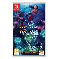 Subnautica + Subnautica: Below Zero CZ na pgs.sk