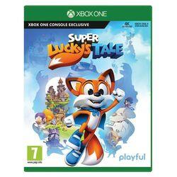 Super Lucky's Tale [XBOX ONE] - BAZÁR (použitý tovar) na pgs.sk