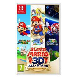 Super Mario 3D All-Stars [NSW] - BAZÁR (použitý tovar) na pgs.sk