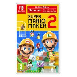 Super Mario Maker 2 (Limited Edition) na progamingshop.sk