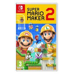 Super Mario Maker 2 [NSW] - BAZÁR (použitý tovar) na progamingshop.sk