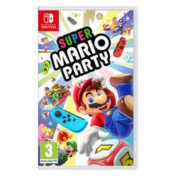 Super Mario Party [NSW] - BAZÁR (použitý tovar) na progamingshop.sk