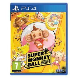 Super Monkey Ball: Banana Blitz HD [PS4] - BAZÁR (použitý tovar) na progamingshop.sk