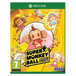 Super Monkey Ball: Banana Blitz HD [XBOX ONE] - BAZÁR (použitý tovar) na progamingshop.sk