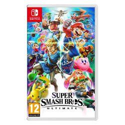 Super Smash Bros. Ultimate [NSW] - BAZÁR (použitý tovar) na progamingshop.sk