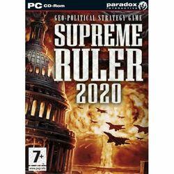 Supreme Ruler 2020 na progamingshop.sk