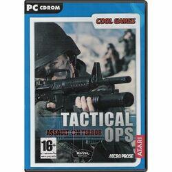 Tactical Ops: Assault on Terror na progamingshop.sk