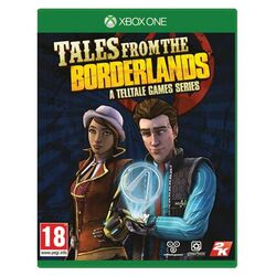 Tales from the Borderlands: A Telltale Games Series na pgs.sk