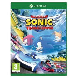 Team Sonic Racing na progamingshop.sk