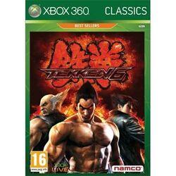 Tekken 6 [XBOX 360] - BAZÁR (použitý tovar) na progamingshop.sk