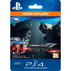 Tekken 7 (CZ Season Pass 2) na progamingshop.sk