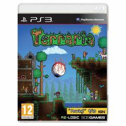 Terraria [PS3] - BAZÁR (použitý tovar) na progamingshop.sk