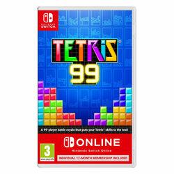 Tetris 99 [NSW] - BAZÁR (použitý tovar) na progamingshop.sk