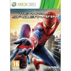 The Amazing Spider-Man [XBOX 360] - BAZÁR (použitý tovar) na progamingshop.sk
