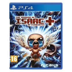 The Binding of Isaac: Afterbirth+ [PS4] - BAZÁR (použitý tovar) na progamingshop.sk